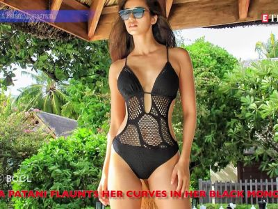 Disha Patani's monokini picture is too hot to handle