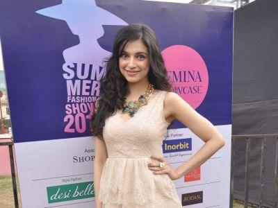 Divya Khosla at Femina Summer Fashion Show