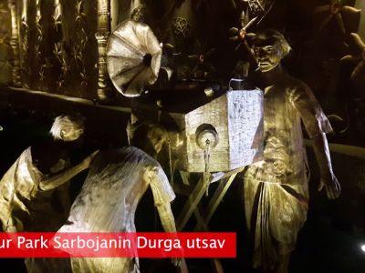 Durga Puja 2018: Splendour of pandals mesmerises devotees in Kolkata