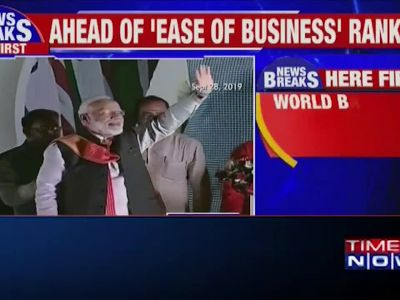 Ease of doing business: India among 20 most improved nations