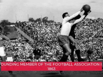 Ebenezer Cobb Morley, father of modern football, honoured by Google Doodle