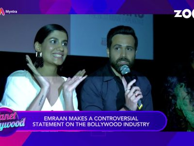 Emraan Hashmi makes controversial statement on Bollywood industry