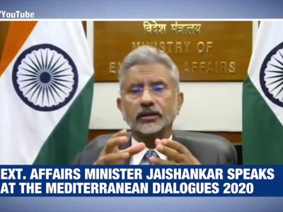 EU's reluctance stuck FTA talks; bloc had other priorities: EAM Jaishankar
