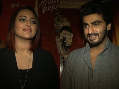 Exclusive Chit-Chat with 'Tevar' Stars