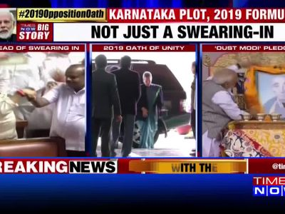 Eye on 2019 Lok Sabha polls, opposition to unite at Kumaraswamy's oath ceremony