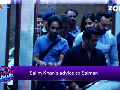 Father Salim Khan asks Salman Khan to stop promoting newcomers