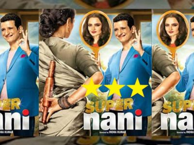 Film Super Nani - Starring Rekha