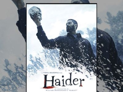First look of Haider