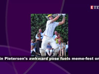 Former England cricketer Kevin Pietersen's meme on Devdas song 'Dola Re Dola' is hilarious!