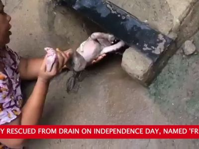'Freedom' on Independence Day: Baby boy gets a new life in Tamil Nadu