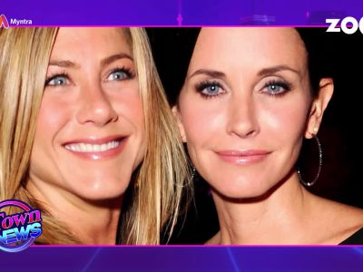 Friends forever! Jennifer Aniston to be Courteney Cox's maid of honour
