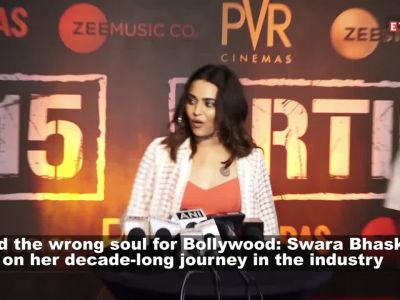 From JNU to Bollywood: Swara Bhasker describes her journey as 'wholesome, hard and laborious'