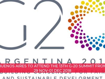 G20 Summit: PM Modi to meet Xi Jingping and Angela Markel in Argentina on the sidelines of event