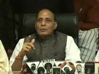 Gadkari ready to face probe, no need to resign: rajnath singh