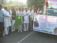 Gehlot flags off Jan Chetna Rath
