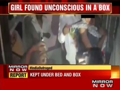 Girl kidnapped and raped by neighbour in Haryana