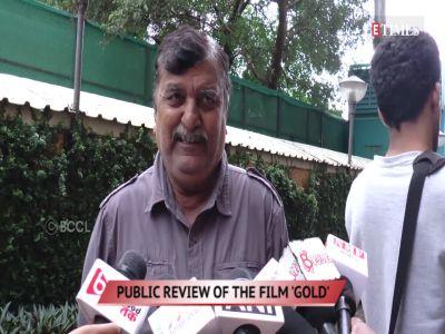 'Gold': Public review