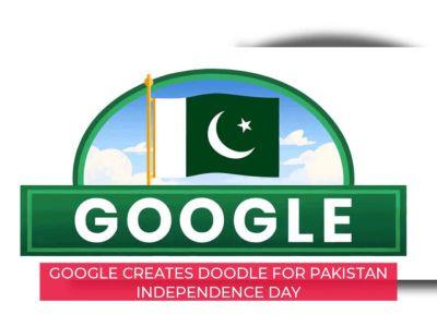 Google celebrates Pakistan Independence Day through doodle