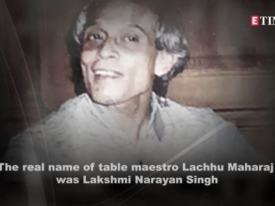 Google dedicates doodle for Pandit Lachhu Maharaj: Five unknown facts about the tabla maestro