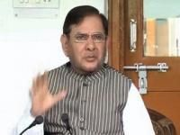 Government is losing public support: Sharad Yadav