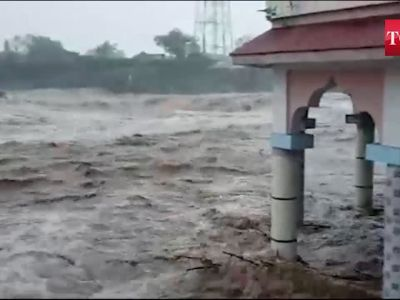 Gujarat rains: Heavy rainfall triggers flood-like situation, 231 mm rainfall lashes Bhavnagar, Saurashtra