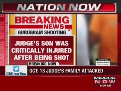 Gurugram shooting: Additional session judge's son shot at by guard, dies in hospital