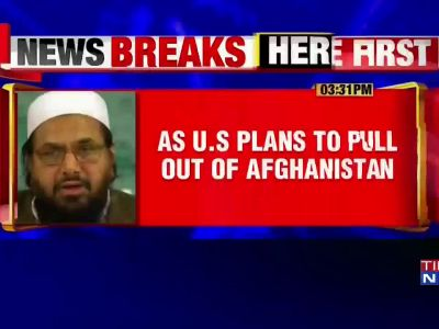Hafiz Saeed issues sinister Taliban threat