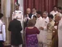 Hamid ansari sworn in as 14th vice president of india