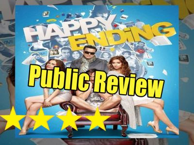 Happy Ending Public Review – Saif Ali Khan, Ileana D'Cruz & Govinda
