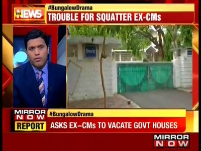 HC orders ex-CMs to vacate govt bungalows in Madhya Pradesh