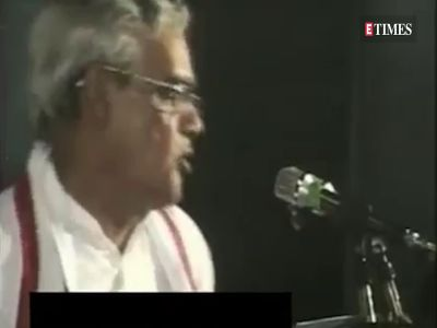 Here's why Atal Bihari Vajpayee watched Hema Malini's 'Seeta Aur Geeta' 25 times!