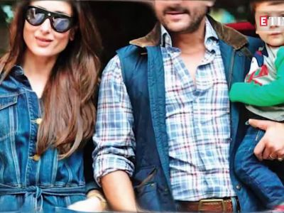 Here's why Kareena Kapoor and Saif Ali Khan's munchkin Taimur Ali Khan is the most stylish kid in Bollywood!