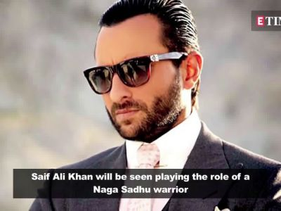 Hunter: Saif Ali Khan looks unrecognisable as Naga Sadhu