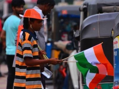 Independence Day: Improper disposal of plastic flags can lead to imprisonment