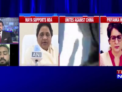 India-China faceoff: Priyanka Gandhi brands Mayawati as BJP's 'unannounced spokesperson'