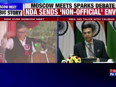 India denies plans to hold talks with Taliban, says meeting in Moscow is on Afghanistan