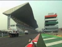 India gears up for second F1 grand prix