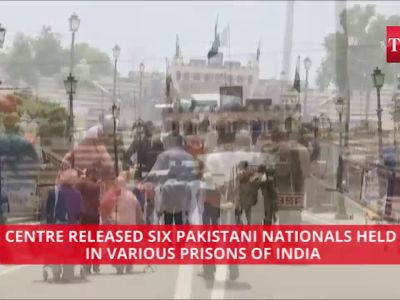 India releases 6 Pakistani prisoners, including a woman and a minor