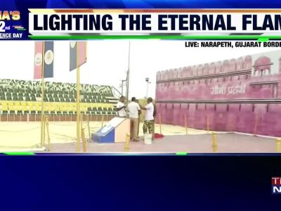 India's 72nd Independence Day: BSF upbeat at Gujarat border