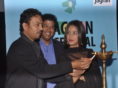 Irrfan Khan & Neetu Chandra open 5th Jagran Film Festival