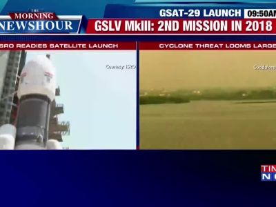 ISRO all set to launch communication satellite  GSAT-29 on November 14