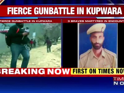 J&K: 4 martyred in Kupwara encounter