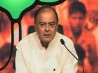 Jaitley slams Kejriwal over graft charges against Gadkari