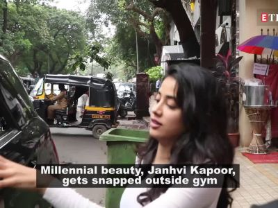 Janhvi Kapoor flaunts her toned midriff in gymwear; Fans shower love as Jacqueline Fernandez shows her spiritual side, and more…
