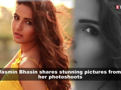 Jasmin Bhasin sizzles in these pictures