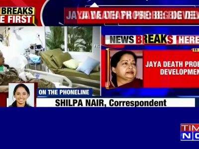 Jaya death probe: Probe panel issues summons to deputy CM OPS, health minister and LS deputy speaker