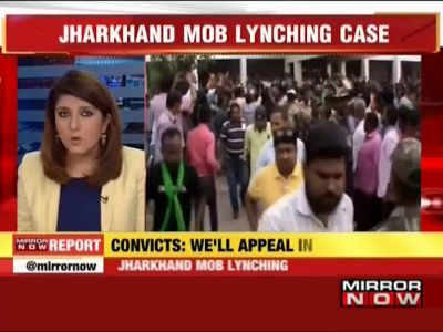 Jharkhand: 11 accused get life imprisonment in mob lynching case