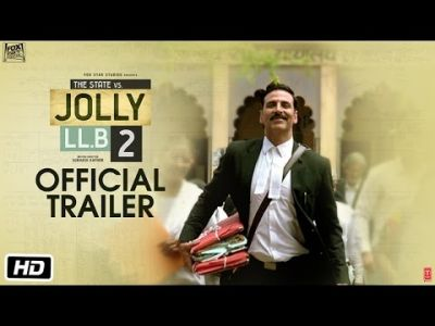 Jolly LL.B 2 | Official Trailer |
