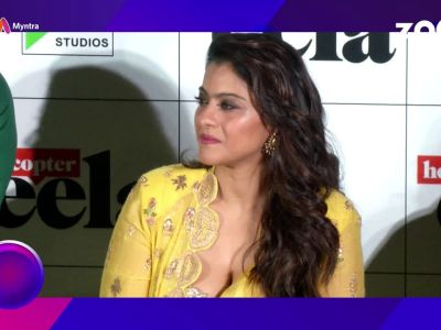 Kajol talks about paparazzi's effect on starkids
