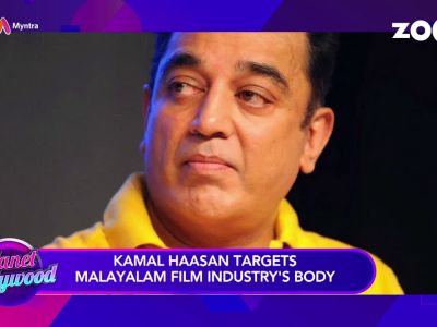 Kamal Haasan takes stand against sexual harassment